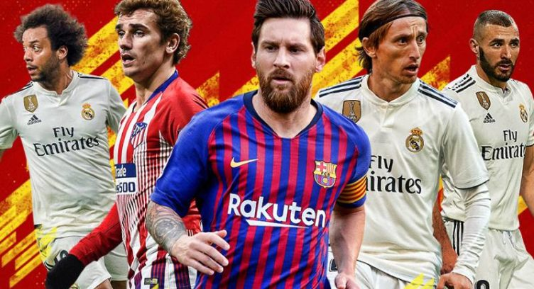 La Liga 2019/20 Odds