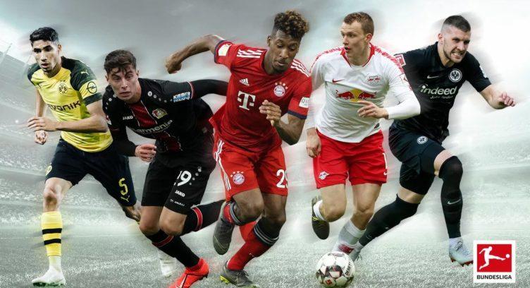 Bundesliga 2019/20 Odds